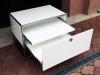 USM Möbel mit Auszug und Auszugstablar